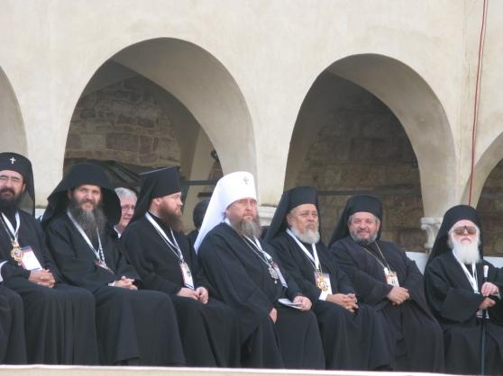 Делегация от Православных Церквей в Ассизи