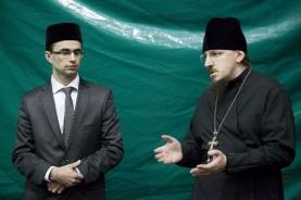 О. Иоасаф (Полуянов) и Камиль Маннапов