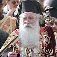 Патриарх Иерусалимский Диодор