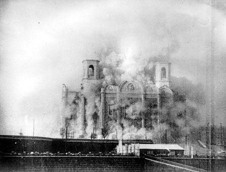 5 декабря 1931 г. взорван храм Христа Спасителя