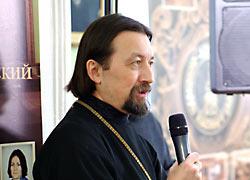 О. Максим Козлов на встрече с Борисом Гребенщиковым 4 февраля 2012 года