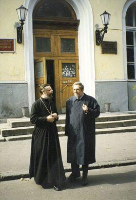 С о. Кочетковым