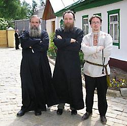 В. Карпец, Дугин и М. Тюренков аки единоверцы