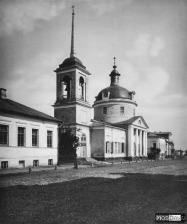 церковь Бориса и Глеба на Арбате