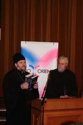 О. Андрей Лоргус и дьякон Иоанн Краммер