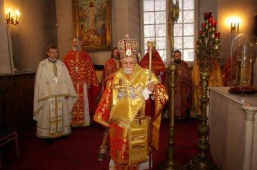 """Митр. Стефан, глава """"Эстонской православной церкви"""""""