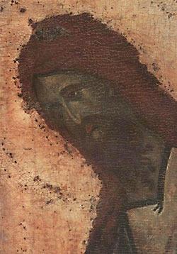 Феофан Грек. Св. Иоанн Креститель