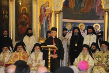 кардинал Бешара Бутрос ар-Раи
