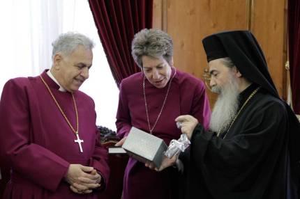 Давани, Шори и Патриарх Феофил