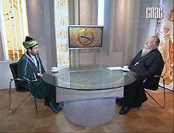 О. Димитрий Смирнов и Мухаммедгали Хузин
