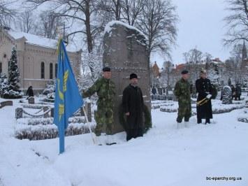 5-8 февраля 2011 г. архиеп. Августин Белоцерковский и Богуславский на международной конференции руководителей капелланских служб вооруженных сил стран НАТО и иных государств под девизом «Надежда на жизнь и мир» проходила в Стокгольме.