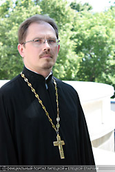 Протоиерей Виталий Диесперов