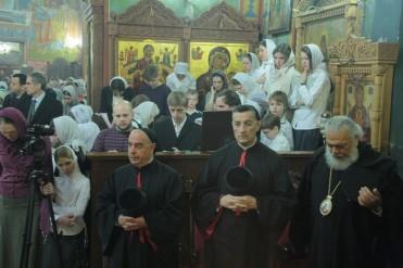 Павел Сайя и кардинал Бешара ар-Раи