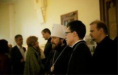 "Митр. Иларион и ""епископ"" Бауэр"