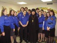 О. Димитрий (Першин) и православные следопыты