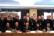 На православно-католическо-иудейской конференции «Семья в кризисе». Вена, 2011