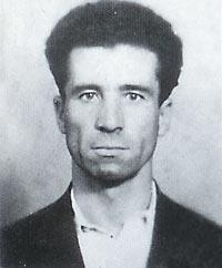 Георгий Кальшю. 1948 г., тюремная фотография