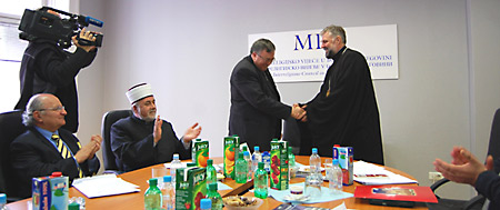 еп. Григорий Захолмский (Дурич) стал председателем Межрелигиозного совета Боснии и Герцеговины