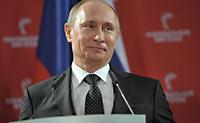 Владимир Путин. Фото ИТАР-ТАСС