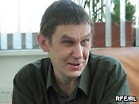 """Михаил Завалов. Фото радио """"Свобода"""""""