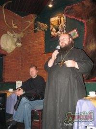 В клубе «Восток-Запад». 2008.