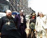 о. Сергий (Рыбко) и группа «Мордор». «Рок над Волгой». 2010 г.