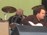 фестиваль RockLine-2008. За барабанами с о. Николаем Червоном и его группой «Кин-дза-дза».