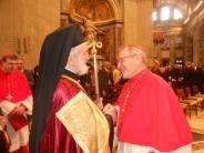 Митр. Иоанн (Зизиулас) и кардинал Каспер