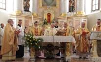 Месса в Будславе. 7 июля