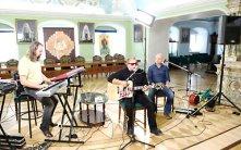 Борис Гребенщиков в МДА. 4 февраля 2012 г.