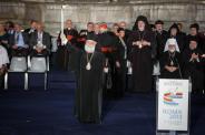 Патриарх Александрийский Феодор с факелом