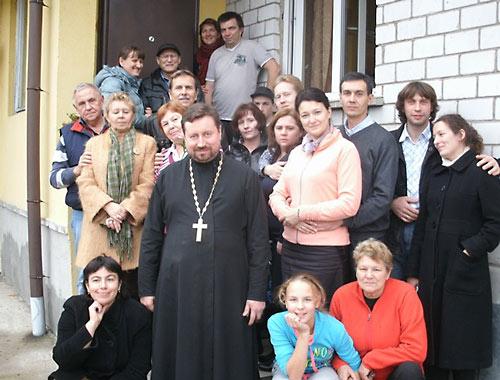 О. Александр Дягилев и его «Супружеские встречи» выходят на мировую арену.