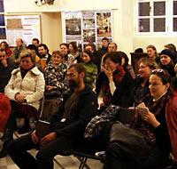 Вчера в Феодоровском соборе Санкт-Петербурга (настоятель - о. Александр Сорокин) начали работу богословские курсы.