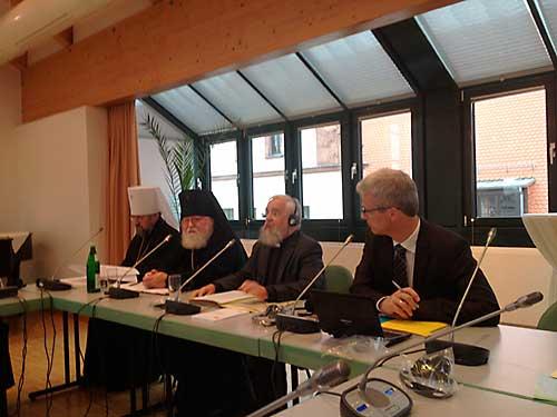 VIШI богословские собеседования между Русской Православной Церковью и Немецкой католической епископской конференцией