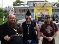 О. Сергий (Рыбко) с лжемиссией в Рязани, 23 июня 2012 г.