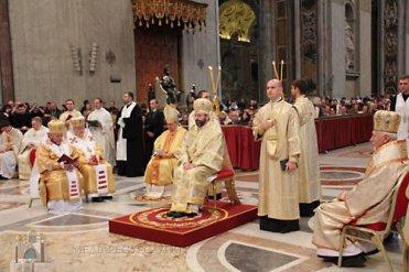 В соборе св. Петра почтили память гонителя Православия.