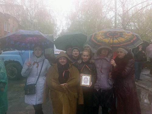 Славянск. 15.00 13 апреля 2014 г.