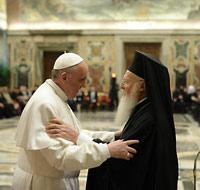 Папа и Патриарх