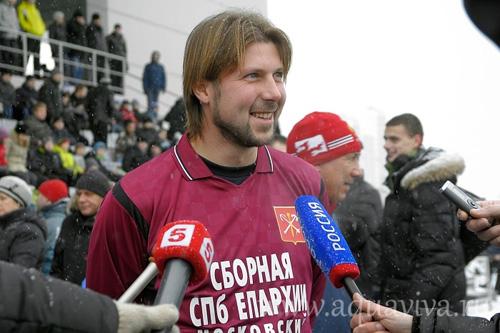 Священник Грозовский теперь будет играть за другую команду.