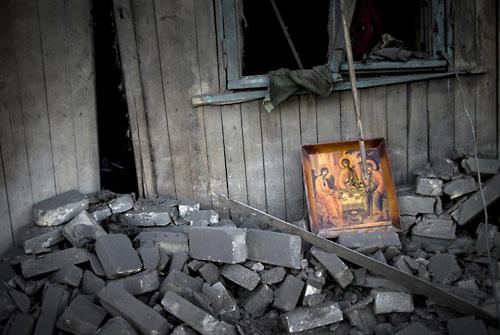Село Кондрашовка, 2 июля. Фото: Валерий Мельников / РИА Новости