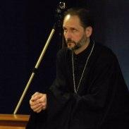 Священник Печуркин.
