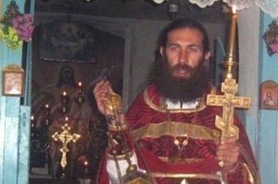 Протоиерей Алексий Греку